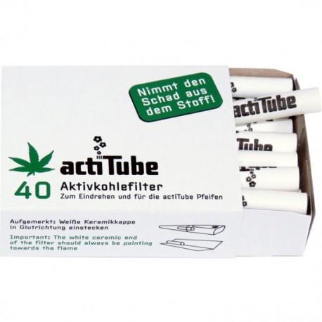 Filtri ActiTube Tune Carbone Attivo (40PZ)