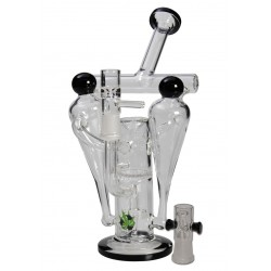 Recycler Black Leaf con 5 Camere