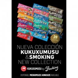 Cartine Smoking Kukuxumusu