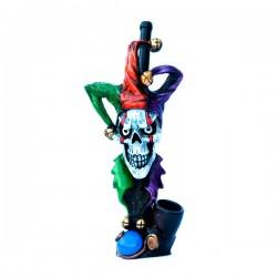 Pipa a Mano 'Joker Teschio' 16cm