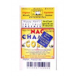 Incenso 'Nag Champa Oro'