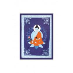 Telo GOA 'Med. Buddha' 1320x1930mm (100% Cotone)