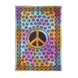 Telo GOA 'Multi Peace' 1400x2200 (100% Cotone)