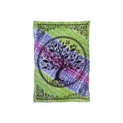 Telo GOA 'Tree of Life Multifaith' 1470x2080mm (100% Cotone)