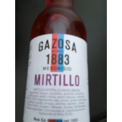 Gazosa Naturale Ticinese Mirtillo (330ml)
