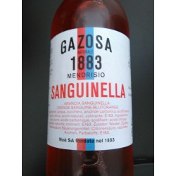 Gazosa Ticinese Naturale Sanguinella (330ml)