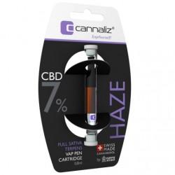 Cartuccia Cannaliz CBD E-luquid Haze ( 7% CBD 0,8ml ) Cartuccia