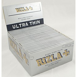 Rizla Silver King Size Slim Box