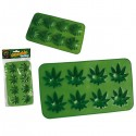 Ice Cube Tray Cannabis Leaf
