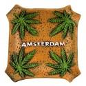 Posacenere Amsterdam Foglia