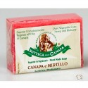Saponi Canapa e Mirtillo 100gr
