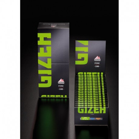 Paper Gizeh Black Fini