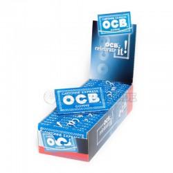 Papier OCB Bleu