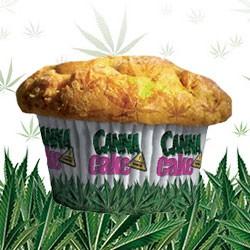 Canna Cake Vanilla
