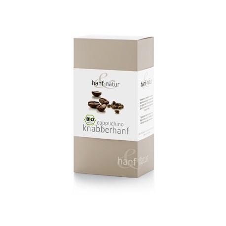 Hemp seeds Cappuccino