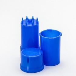 GrinderBox Blau