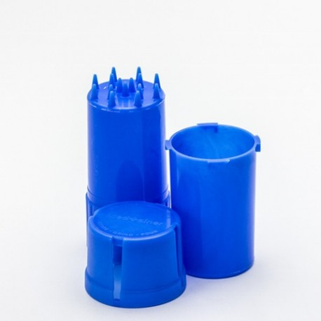 GrinderBox Blue