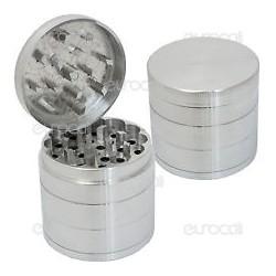 Grinder 5 Teile Silber