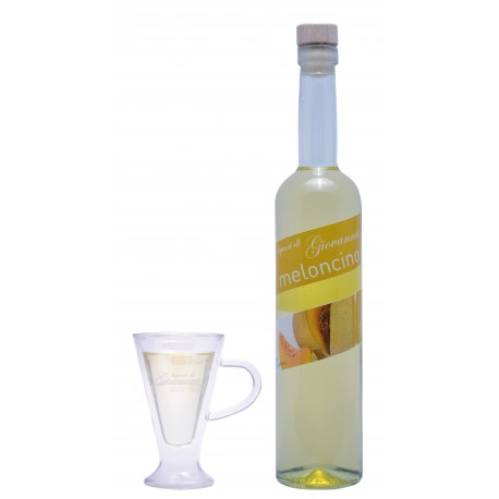 Liqueurs by Giovanna Meloncino (0.5L) (19.5%)