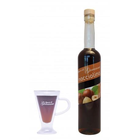 Liqueurs of Giovanna Nocciolino (0.5L) (34.5%)