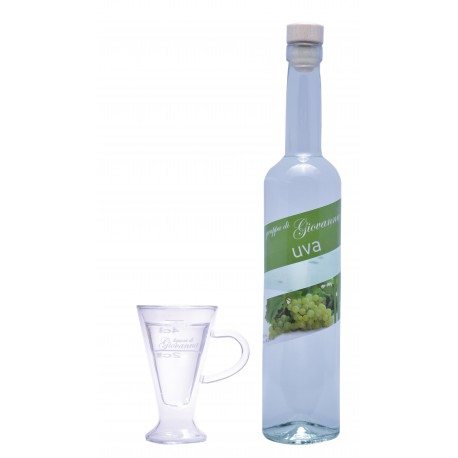 Liqueurs of Giovanna Uva (0,5L) (40% / Grappa)