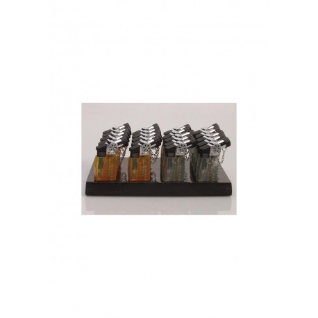 Turbo Torch Double Flame Lighter