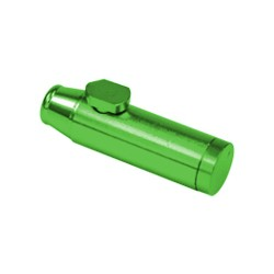 Green Aluminum Dispenser
