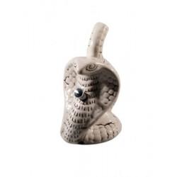 Bong Serpente in Ceramica (22cm)