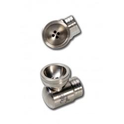 SMALL METAL ZIPPSY BOWL (DIAMETER 17 MM)