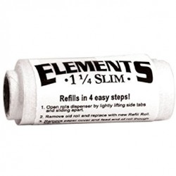 Rolls Elements Refill 1 1/4 Slim Box