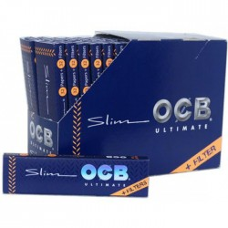 OCB Ultimate Slim + King Size Filters