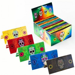 Snail Collection Sugar Skulls Limited Edition + King Size Filters