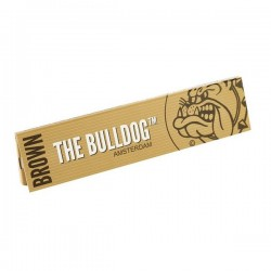 Bulldog Brown Slim King Size