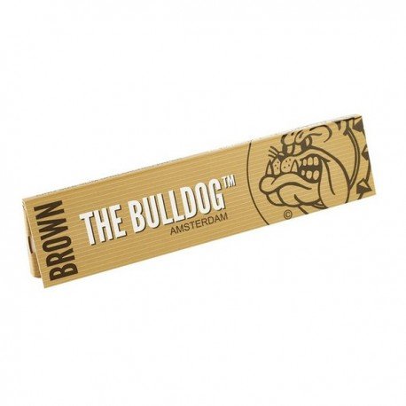 Bulldog Brown Slim King Size