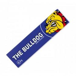 Bulldog Bleu King Size