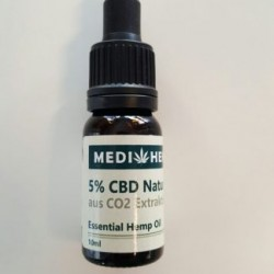 CBD Oil Extract 5% (10ml)