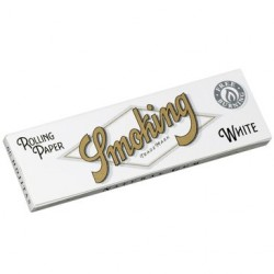 Smoking blanc Classic Regular Size