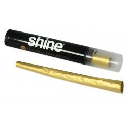 Shine Gold vorgerollte Kegel 24k
