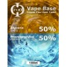 E-Liquid Base Foo Fluids 50%VG/50PG (1000ml)