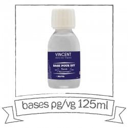 Base E-Liquide PG / VG 50/50 (125 ml)
