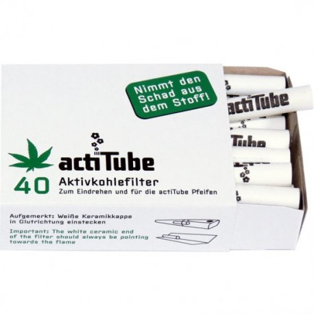 ActiTube Activated Carbon Tune Filters (40PZ)
