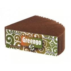 Filtres non blanchis Greengo