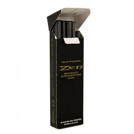 Zen Ultra Slim Black Filters (5.4mm)