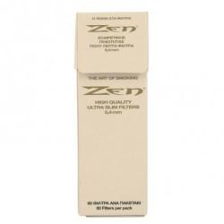 Zen Ultra Slim White Filters (5.4mm)