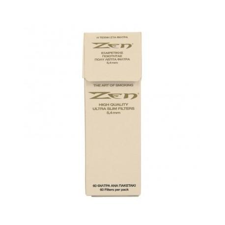 Filtri Zen Ultra Slim White (5,4mm)
