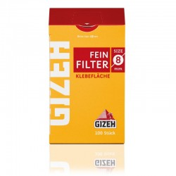 Filtres Gizeh (8mm)