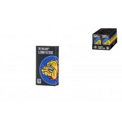 Filtres Bulldog Noir (5.3mm) (150PZ)