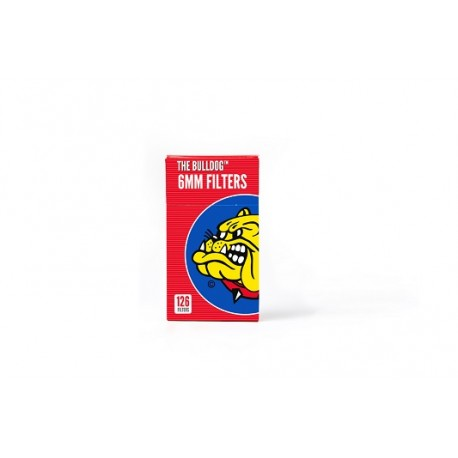 Filtri bulldog Rosso Slim (6mm) (126PZ)