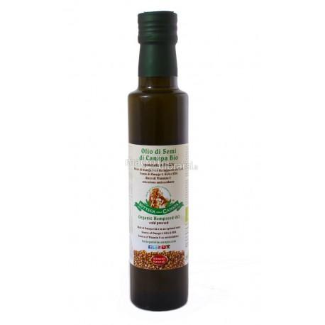Organic Hemp Seed Oil (500ml)
