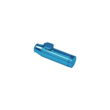 Doser in Blue Aluminum